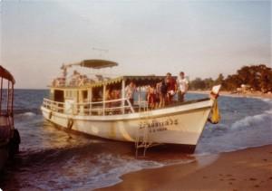 Båtutflykt