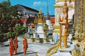 Wat Phra Keo tempel