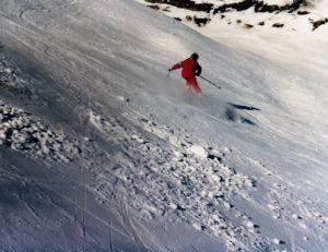 Kicki skidor