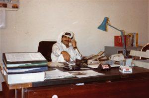 Nasser i Qatar